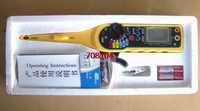 2013 Multi-function Auto Circuit Tester with multimeter & test lamp gear for vast auto repair factories