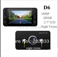 Wholesale Car dvr HD 1920*1080P HDMI 2.7'' screen 120 degree view angle car DVR vehicle Dashboard camera