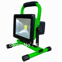20W Super Quality Profession Portable Rechargeable led Floodlight for Camping Emergency Rescue Emergency IP65 Warranty 2 years