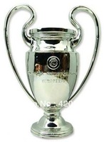 UEFA CHAMPIONS LEAGUE EUROPEAN CUP TROPHY MODEL BIGGER SIZE REPLICA 45cm 3.5kg
