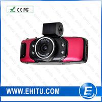 Free shipping 2013 new product 140degree ultra wide angle lens 5 mega-pixle car dvr black box