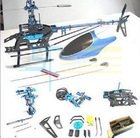 ST Model ST450V2 450V2 Trex 450 ARF Carbon RC Helicopter Metal Upgrade KIT Fiber Glass Canopy Free Shipping(China (Mainland))