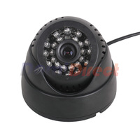 USB Motion Detection Night Vision Home Security DVR Video cctv Dome Camera with TF Card Slot Support Loop Recording
