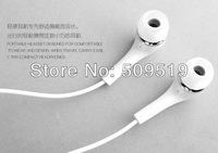 S4 200pcs/lot New  with Volume control  Earphone Headphone For SAMSUNG Galaxy S3 i9300 S4 i9500 Galaxy S2  Fedex  Shipping