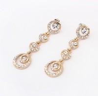 Min.order is $15(mix order)2013 boutique Earrings - fashion jewelry,Tassel Earrings