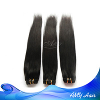 Top-rated Unprocessed Virgin Hair Free shipping , Peruvian hair 3pcs/lot, Queen straight hair, color1b# , 10-30inches