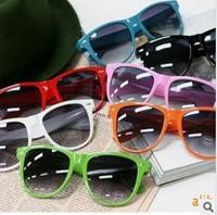 500pcs/lots Candy color  Sunglasses Men Women Sun Glasses Sunglasses 3005