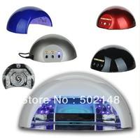 36W /18W/12W LED CCFL UV Lamp For nail dryer,curing all nail uv gel polish