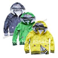 Free shipping 2013 new fashion high quality Children's autumn clothing children's/boy's jacket kid's/boy's outerwear 458