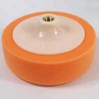 Free shipping Sponge ball polishing wheel sponge polishing disc round sponge car waxing machine polishing machine