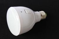 Free shipping (2pcs/lot) LED magic bulb , emergency light , electric torch , rechargeable LED bulb , Camping light