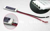 5pcs Mini LED Amplifier for rgb strip lights DC 12V 12A 144W RGB 4pin Signal amplifier