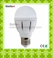 6W LED bulb A60, E27 SMD5630, Isolated driver, dimmable CE RoHS 3 yeas warranty 20pcs/lot, CE RoHS. Fedex/DHL free shipping