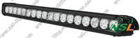 Free shipping 180W Led Light bar 30inch 10-70V Cree 10W Leds Light Bar Spot/Flood Led Bull Light Bar For 4x4 Offroad vehicles