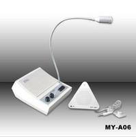 Counter intercom window intercom walkie talkie intercom my-a06