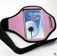 Free shipping 2013 new New arrival multicolour for samsung I9300 sports armbrands for  i9300 running   arm with sheath