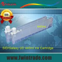 eco solvent printer spare parts 440ml CISS roland printer refilled ink cartridge