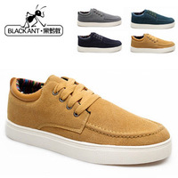 Fashion suede fashion shoes low skateboarding shoes wear-resistant summer shoes xb