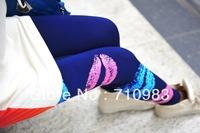 New style fashion pencil Spring Autumn Winter  silk women's  leggings pants  size S M L XL