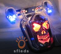 Фары для мотоциклов Sfleds 2,5 10pcs/lot