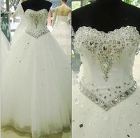 CarolinesGown New white/ivory wedding dress custom size2 4 6 8 10 12 14 16 18 20