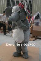 Hot sale   Elephant    Mascot Costume Adult Character Costume Cosplay mascot costume