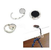 Wholesale BLANK Folding Purse Hook DIY Handbag Hanger Holder
