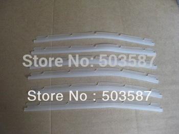 Free shipping! One combo set of  New silicone blade for Neato XV-11 XV-12 XV-21 Automatic vacuum cleaner Robotics.