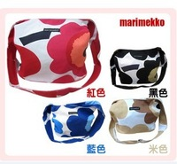 Hot-selling 2012 marimekko messenger bag canvas bag women's handbag