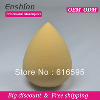 Promotion!!  Enshion high quality cheap makeup puff, makeup sponge ball, cheap cosmetics free shipping