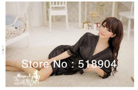 2013 new 4 colors  Sexy Sleepwear Sexy Black Underwear ,Uniform ,Kimono Costume Free Size