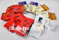 Promotion! 5 Kinds Flavours Oolong Tea, including ,Dahongpao, Tieguanyin, Milk Tea, Peach Oolong, Tea, A3Mo5,Free Shipping