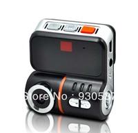 Free Shipping New B6 Car DVR G-Sensor Built-in car dvr, High Definition car black box  Car DVR G-sensor Vehicle Camera Recorder