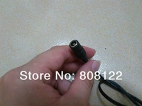 free shipping 50pcs/lot  DC power connector male 12V power cord led controller DC line size 5.5X2.1 22AWG 25CM