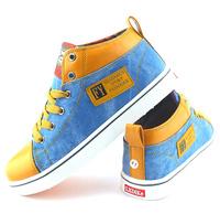 Surge casual shoes fashion shoes all-match skateboarding shoes men's hip-hop shoes medium cut shoes