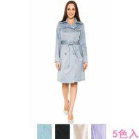 2013 plus size clothing fashion slim double breasted medium-long trench