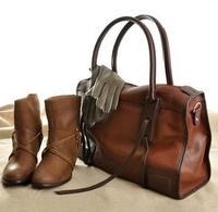 2013 HOT Selling Free Shipping Brown Retro Women's Messenger Bag Handbag Diagonal package Shoulder bag