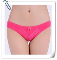 Women's 100% cotton panties women's bikini 100% cotton panties women's shorts cotton briefs