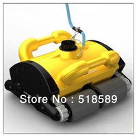 China orginal Swimming pool automatic cleaning equipment,Newest type Pool intelligent vacuum cleaner with Remote controller