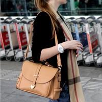 HOT Sale!!!! Bags 2014 vintage messenger bag one shoulder cross-body women's handbag candy color bag women's bags
