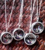 can mix color black floating locketfloating charms for locket pendantscrystal locket