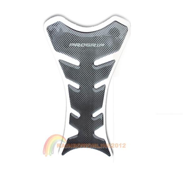 R1B1 Black Carbon Fiber Sticker New Motorcycle Tank Pad Sticker(China (Mainland))