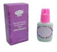 XG-0003 Stars colors Free Shipping! 15ml false eyelashes Environmental soft smelless glue eye lashes extension Adhesive (1pc)