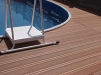 Europe Standard Outdoor Wood Plastic Composite Deck/WPC Floor