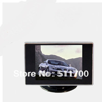3.5 Inch Car Parking Rearview Monitor,Car Reverse LCD Monitor,320*240,Auto Switch Backup monitor