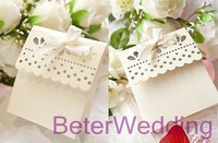 60pcs Sweet Scalloped Favor Boxes BETER-TH003 http://shop72795737.taobao.com