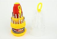 Versatile screwdriver set magnetic metal tools Disassemble tool