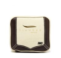 H1640 Diamond Cute Bicolor Organizer Bag Cosmetic Case Make up wash bag Free shipping wholesale drop shipping J13