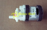 3pcs/lot,4.5-9V,6100rpm,DC pump,Gear pumps,360 pumps,Free shipping