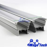 DHL/FEDEX /EMS Free shipping- 1225mm  LED  washwall  Light housing for  24W  wash wall profile heatsink